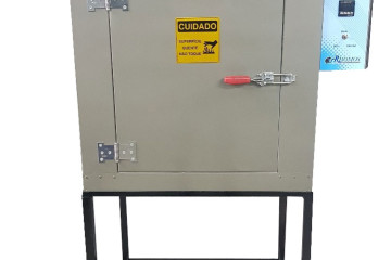 Forno Industrial Com Ventilação RH F500V